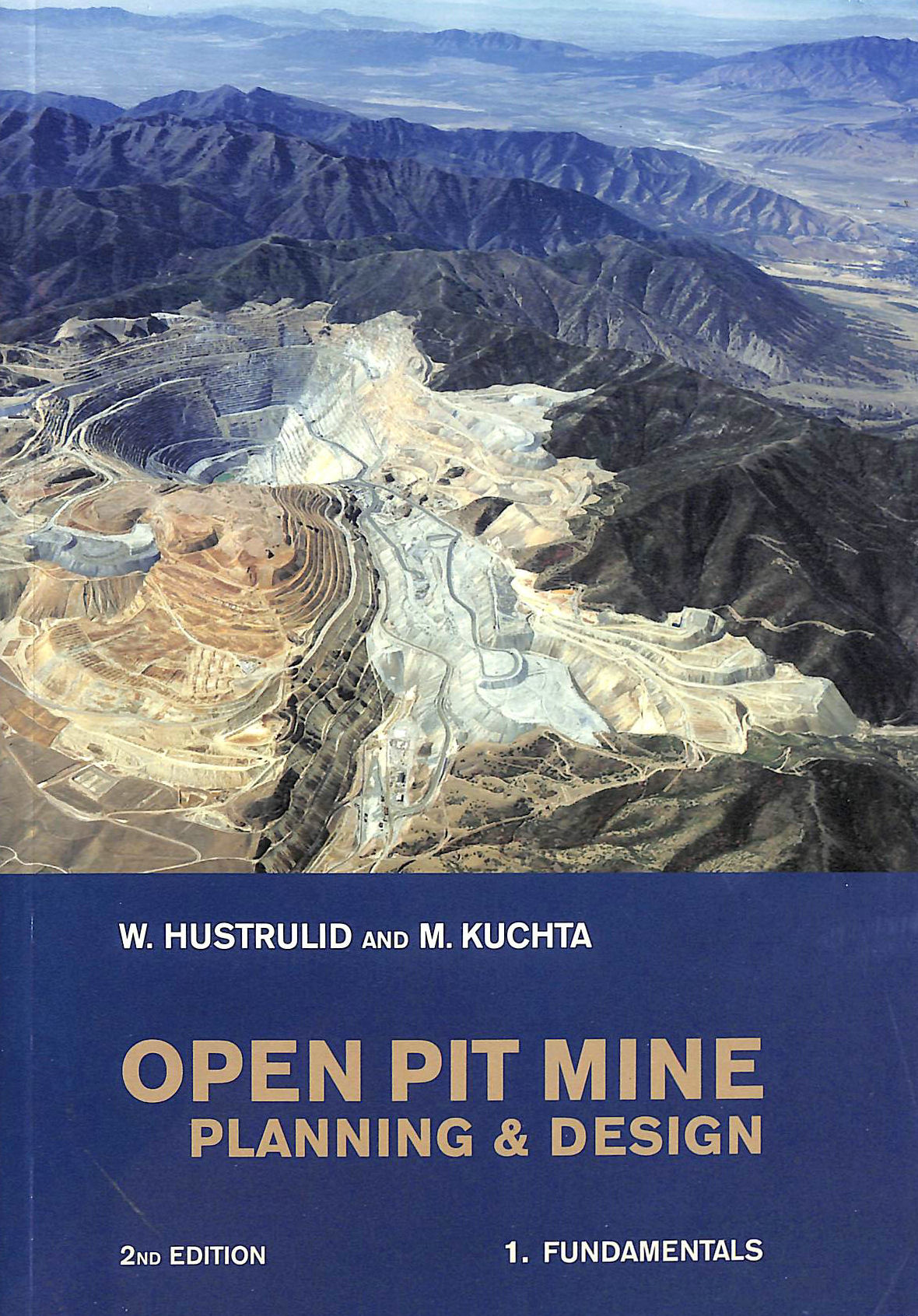 Image for Open Pit Mine Planning and Design, 2nd Edition, V1