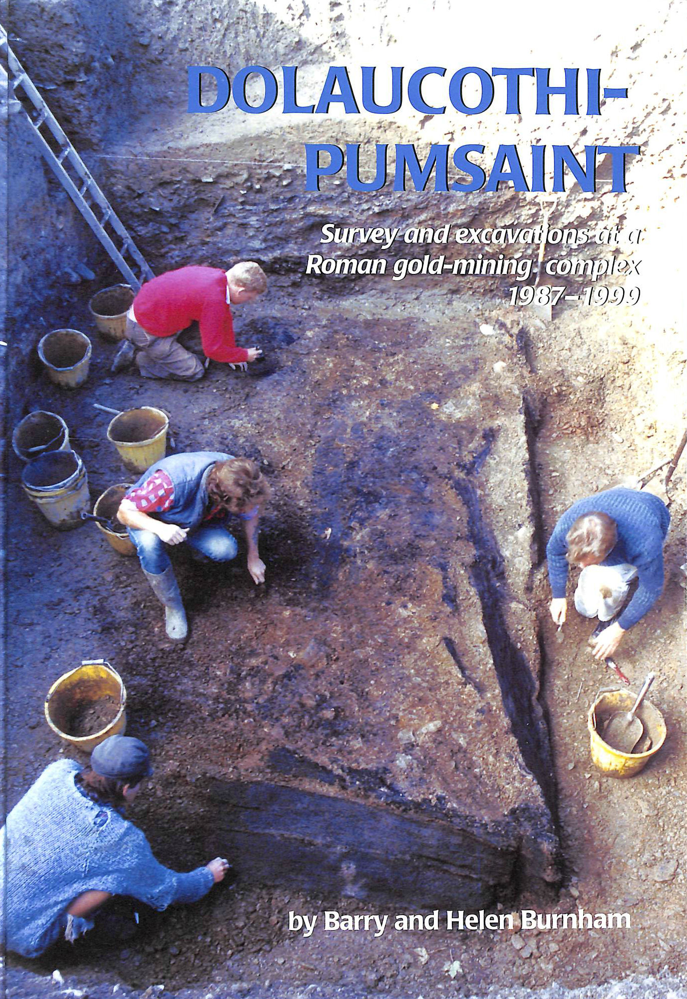 Image for Dolaucothi-Pumsaint: Survey and Excavation at a Roman Gold-mining Complex 1987-1999