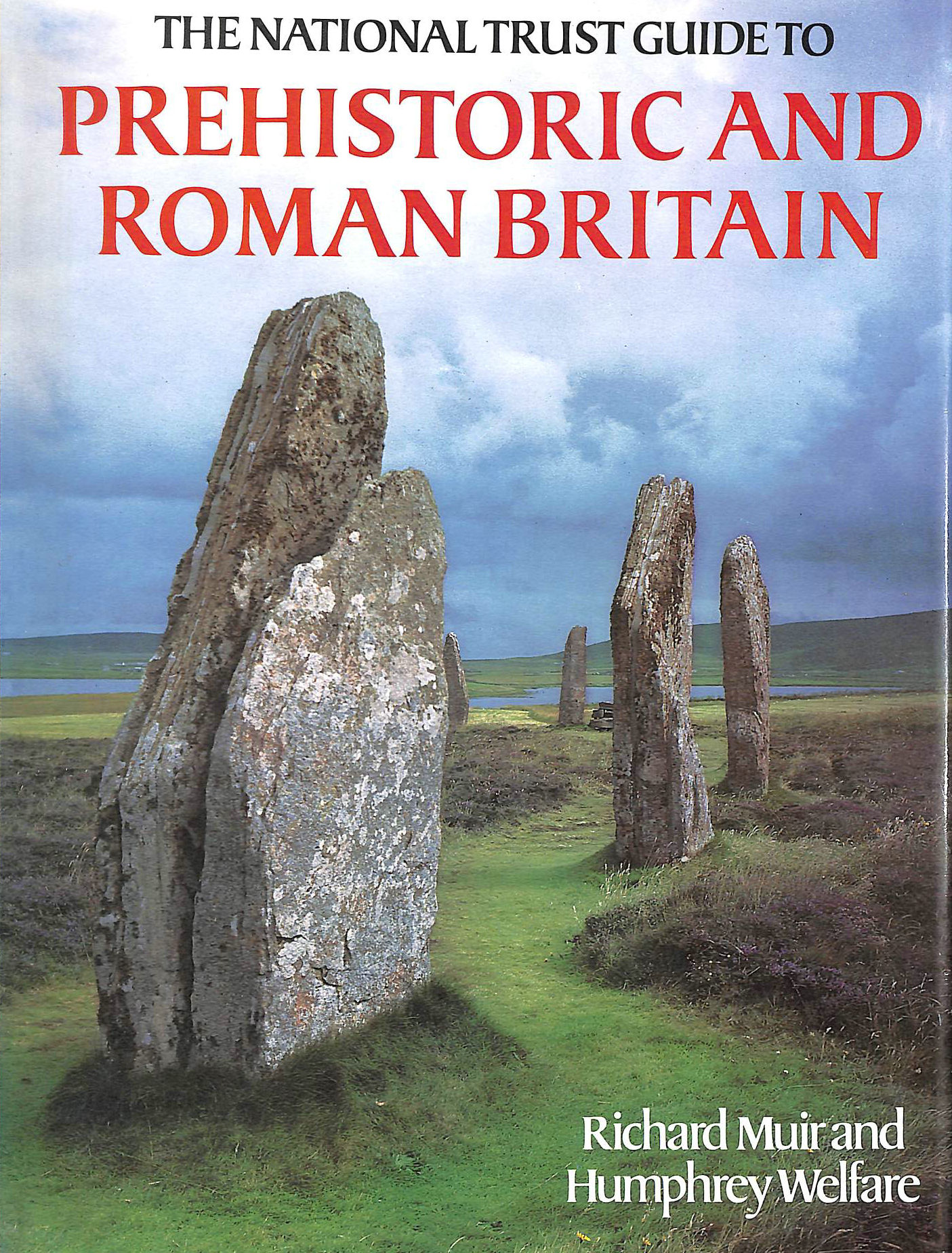 Image for The National Trust Guide to Prehistoric and Roman Britain