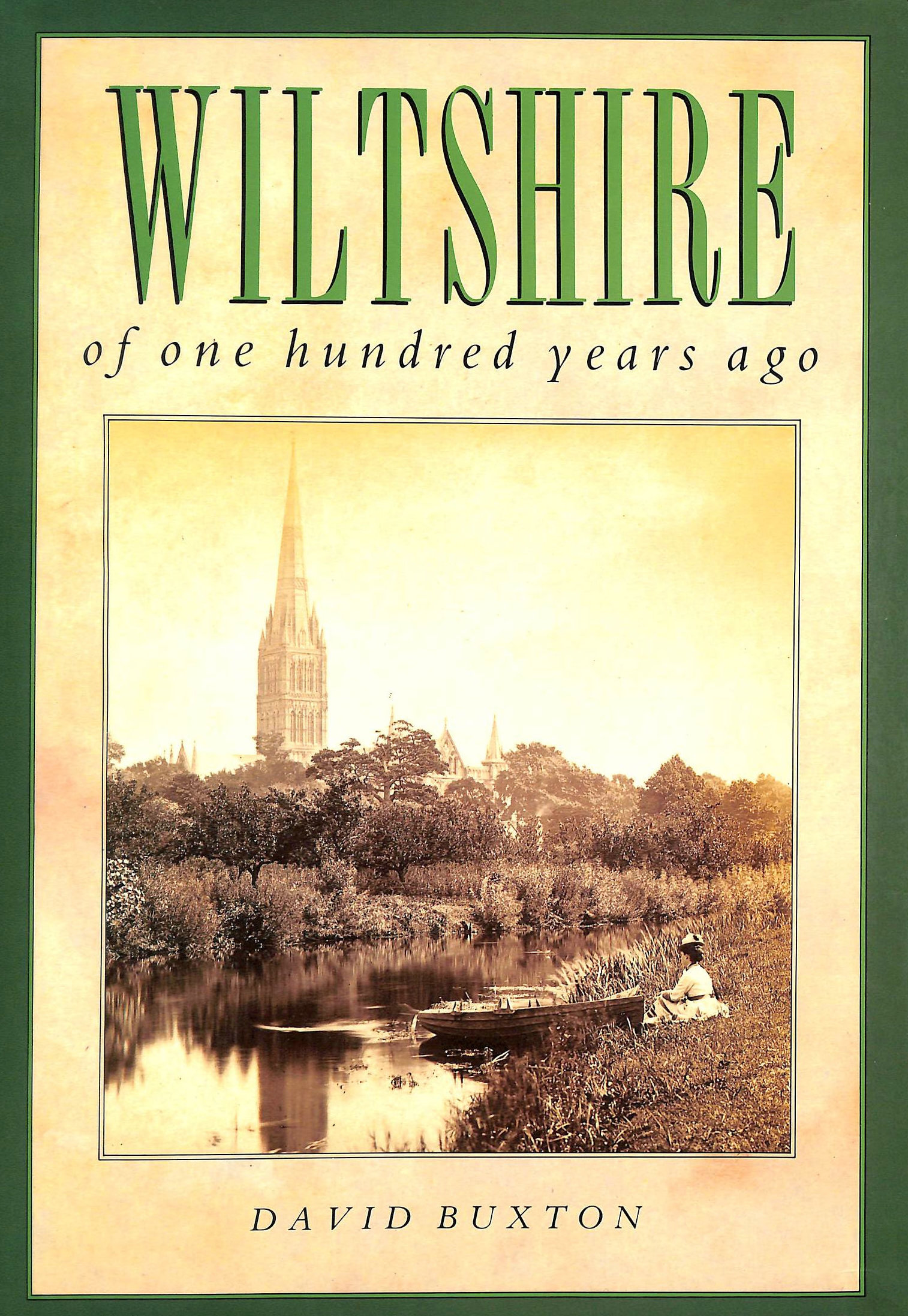 Image for Wiltshire of One Hundred Years Ago