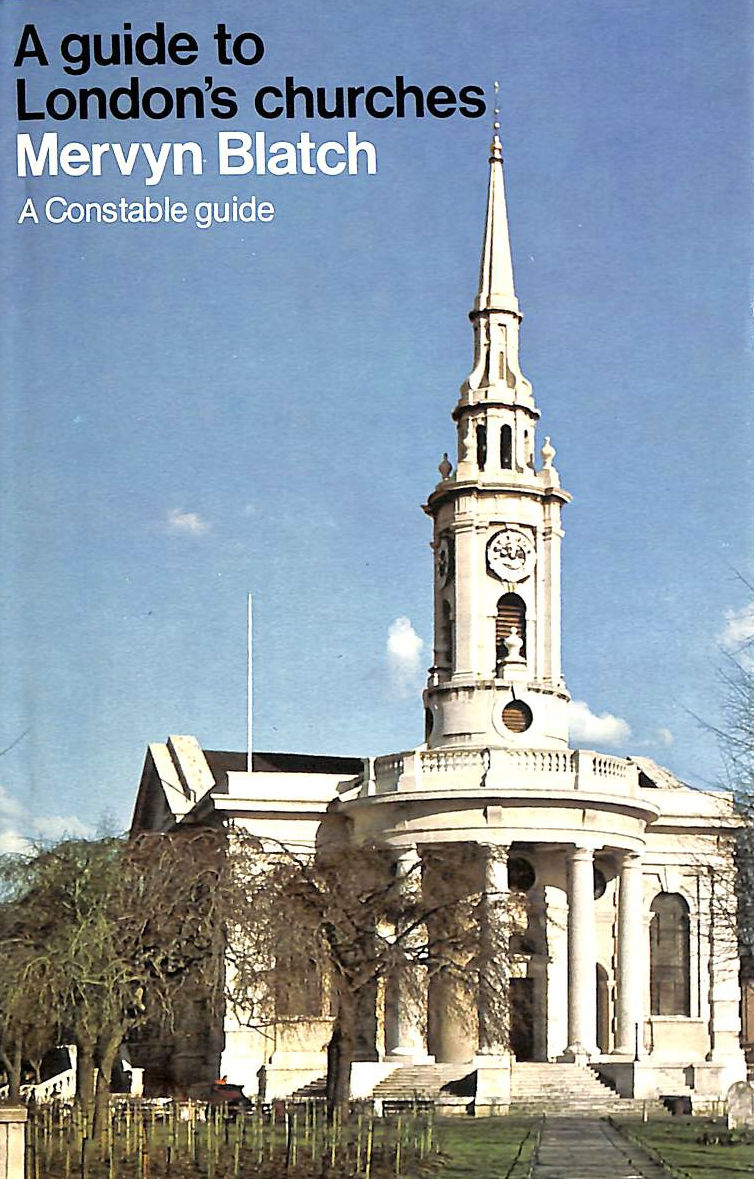 Image for A Guide to London's Churches. A Constable Guide