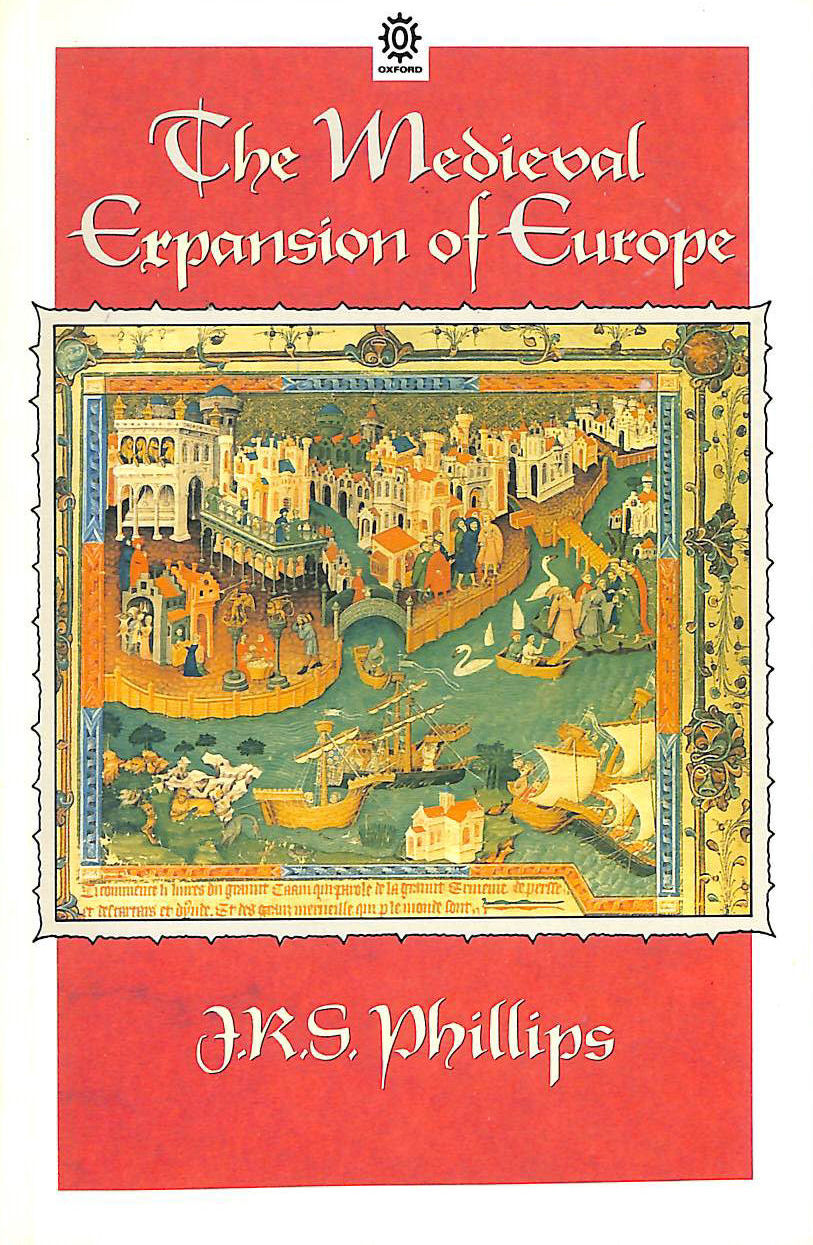 Image for The Medieval Expansion of Europe (OPUS)