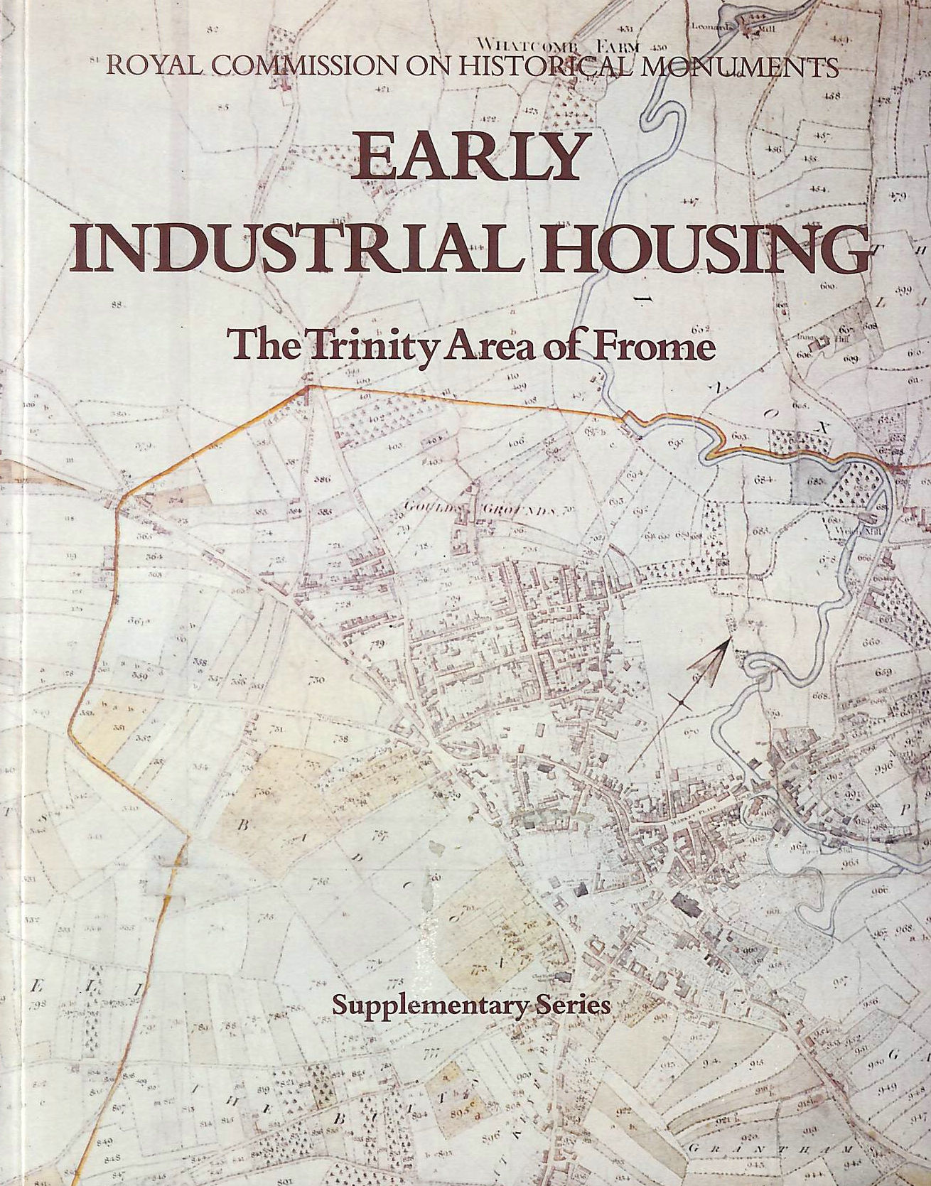Image for Early Industrial Housing: Trinity Area of Frome