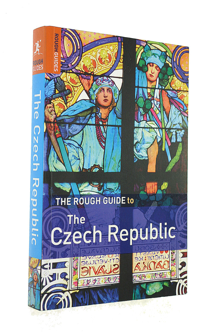 Image for The Rough Guide to Czech Republic (Rough Guide to the Czech Republic)