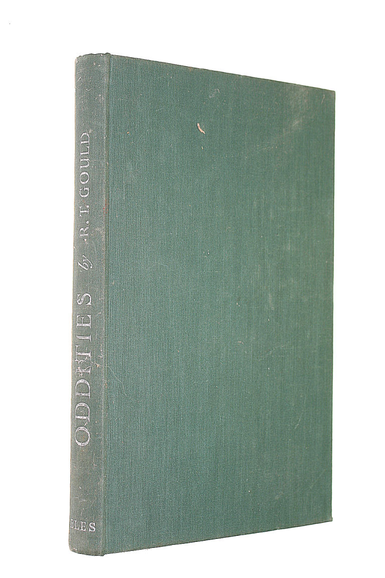 Image for ODDITIES: A BOOK OF UNEXPLAINED FACTS.