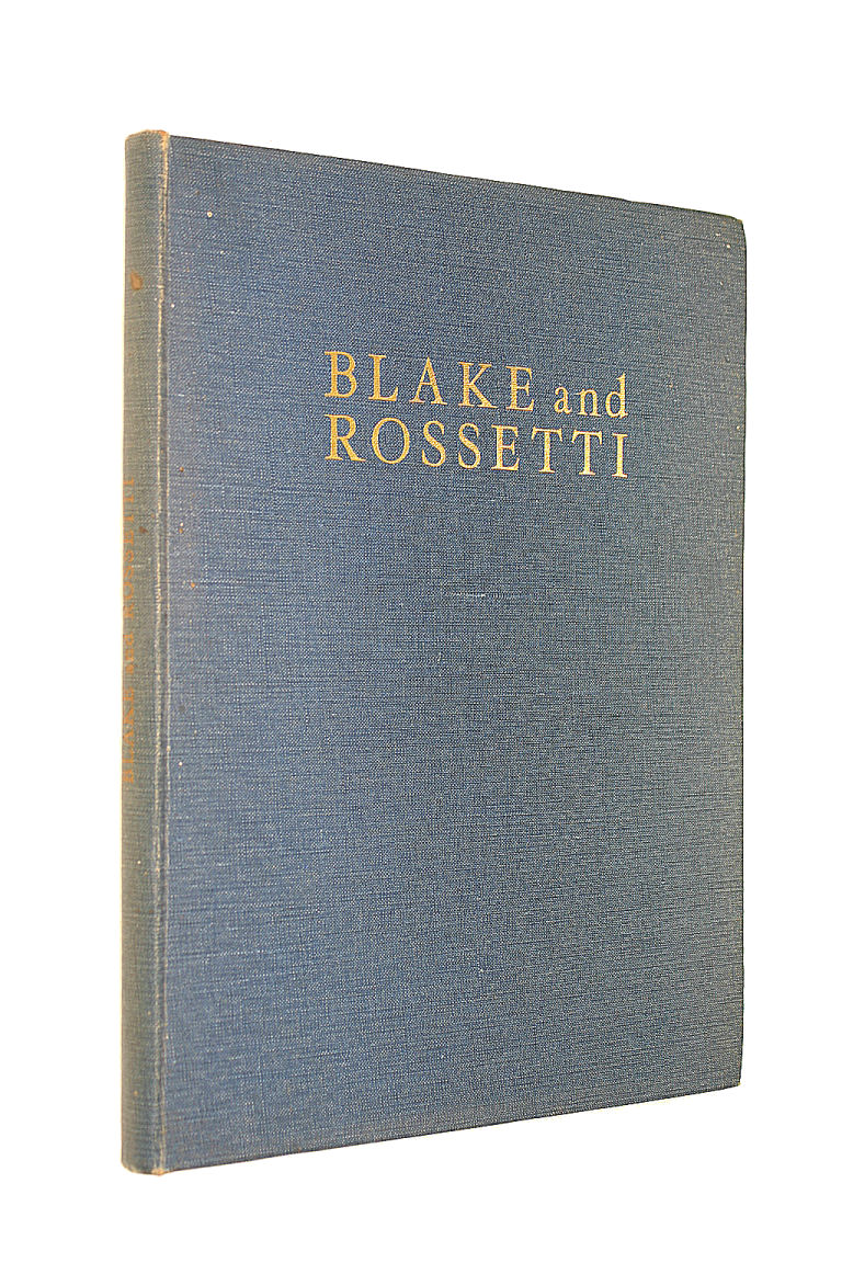 Image for Blake and Rossetti