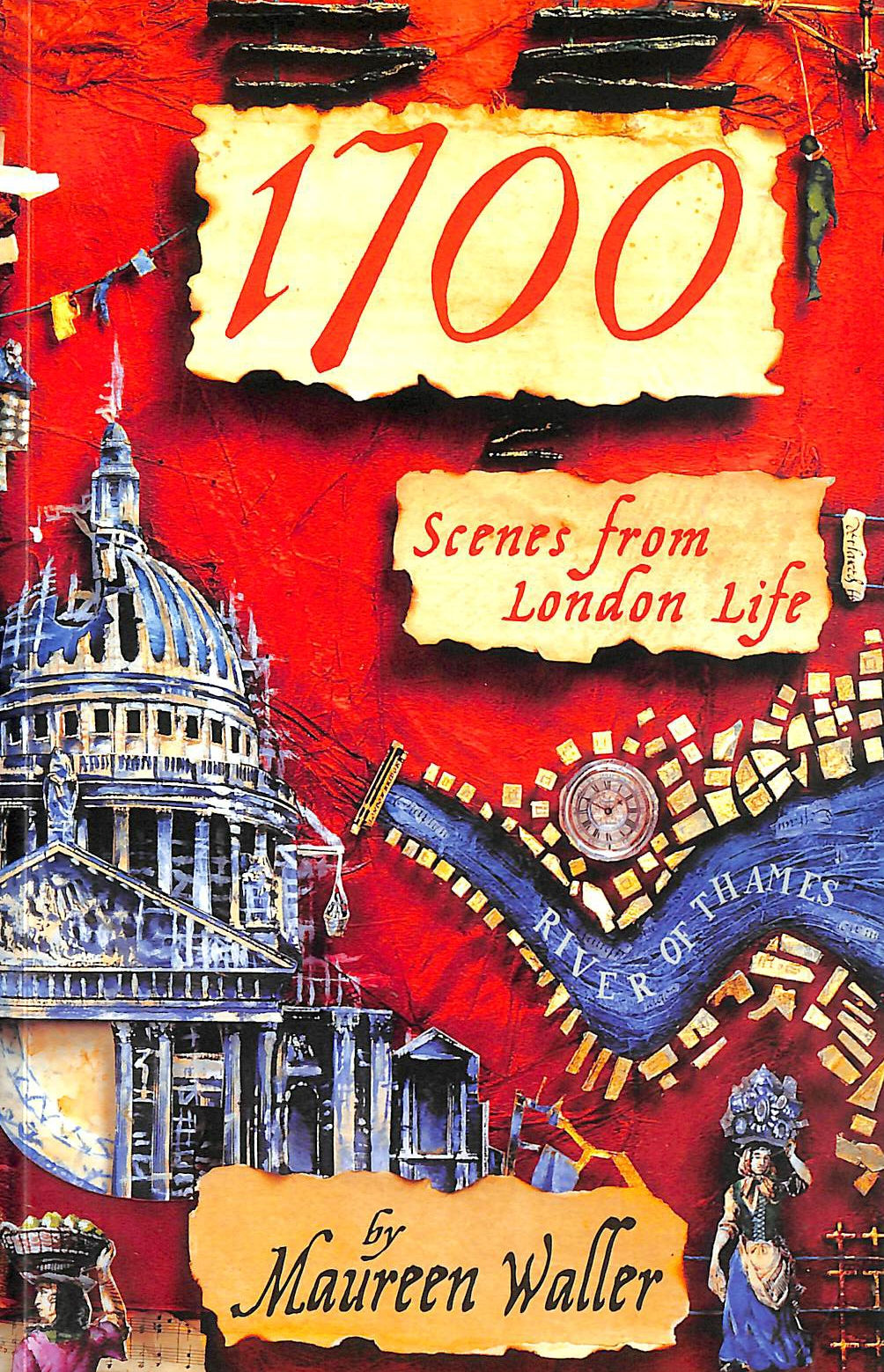 Image for 1700: Scenes from London Life by Maureen Waller (2001-02-01)