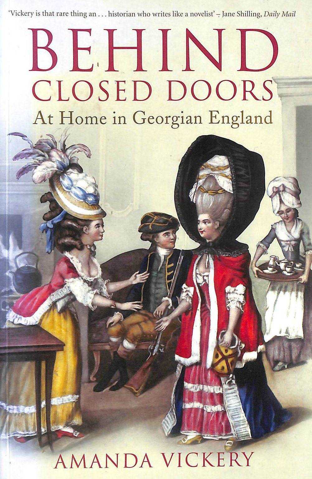 Image for Behind Closed Doors: At Home in Georgian England