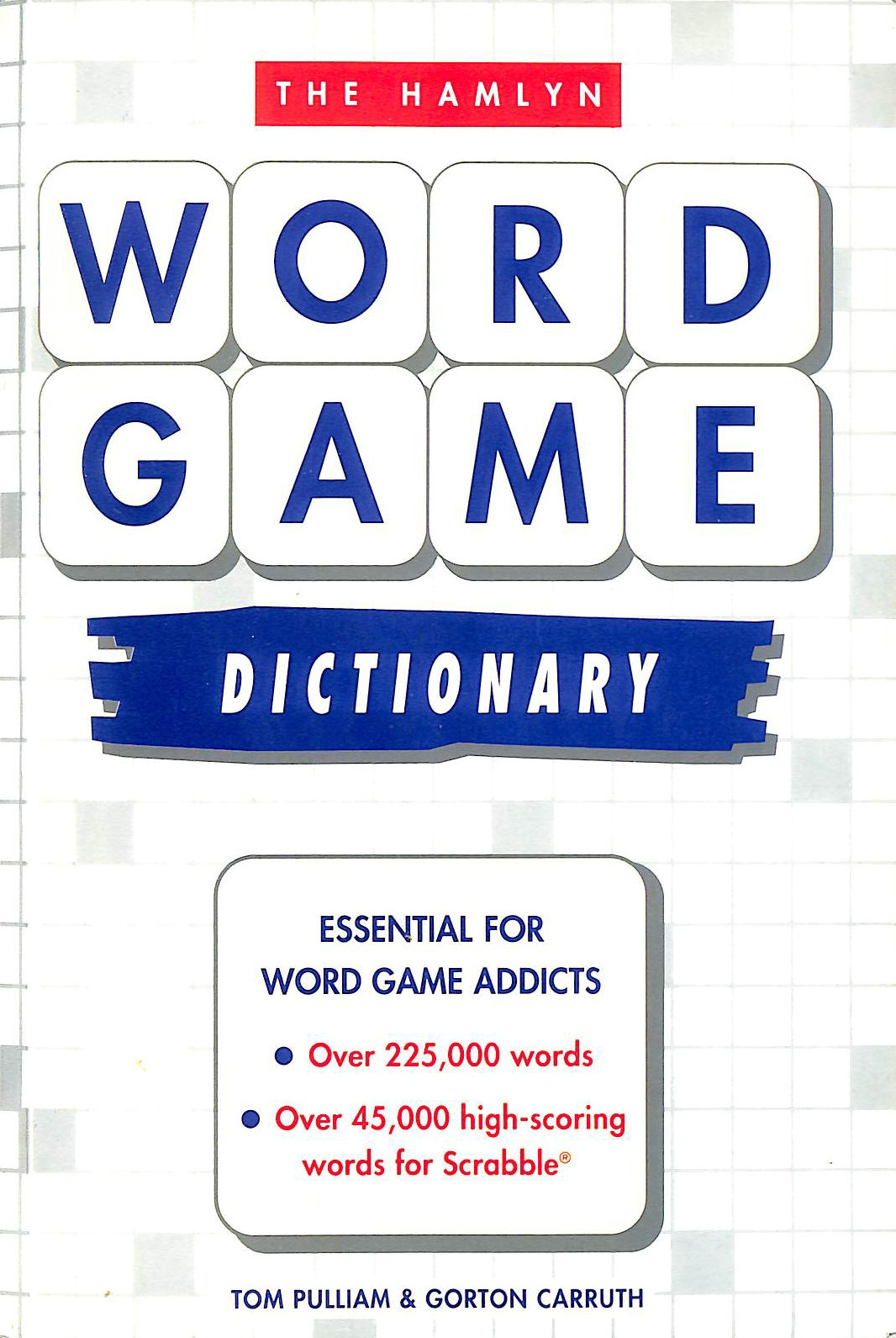 Image for The Hamlyn Word Game Dictionary