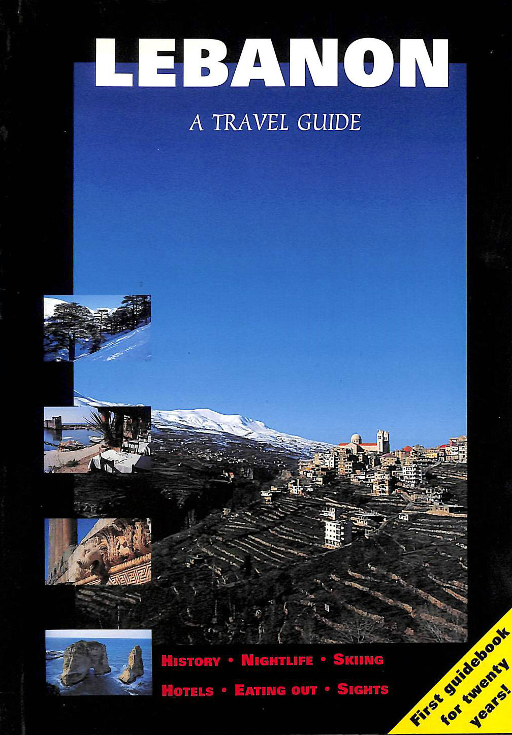 Image for Lebanon: A Travel Guide