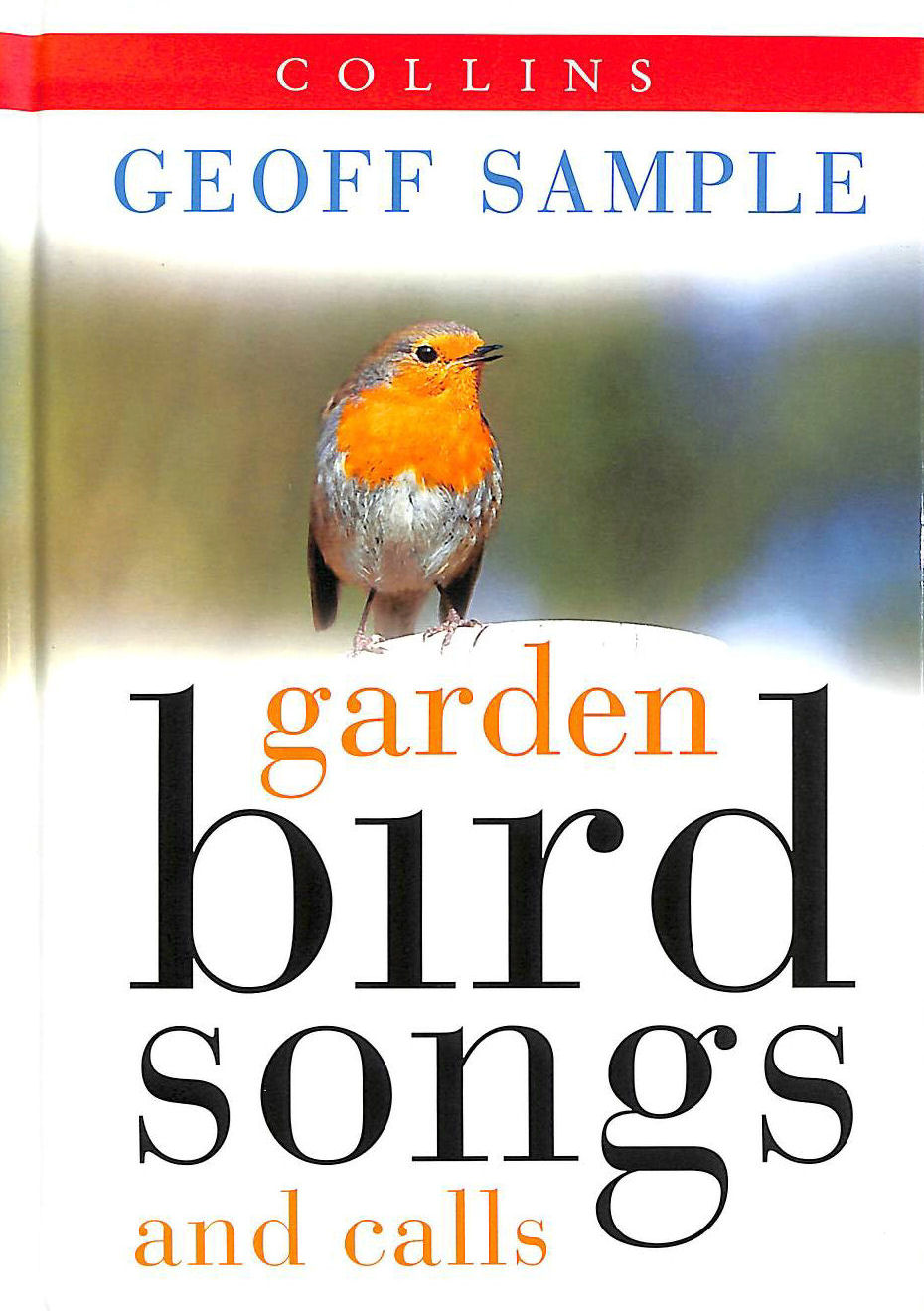 Image for Garden Bird Songs and Calls