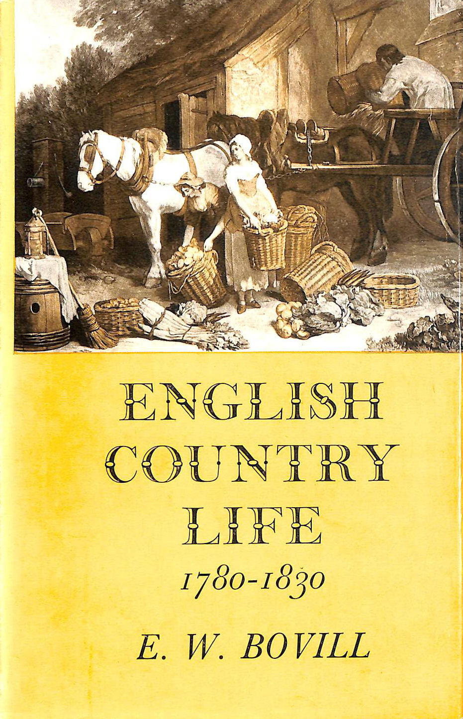 Image for English Country Life, 1780-1830