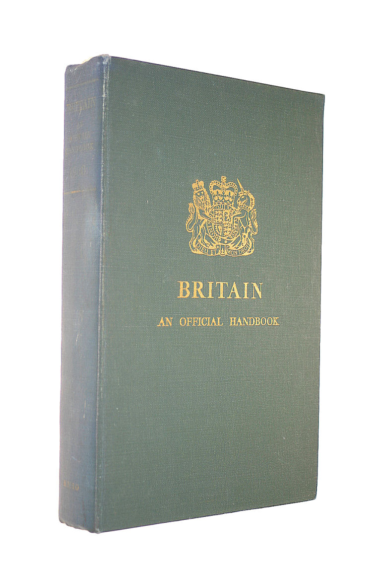 Image for Britain: An Official Handbook 1960