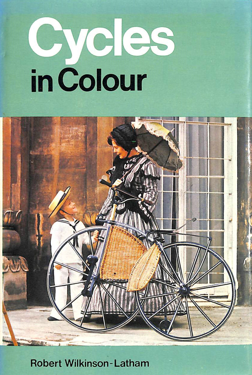 Image for Cycles in Colour