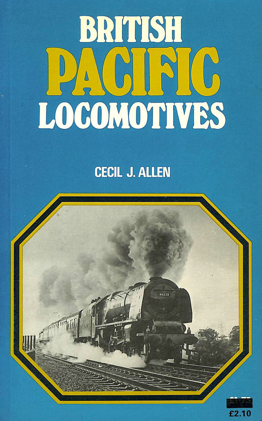 Image for British Pacific Locomotives