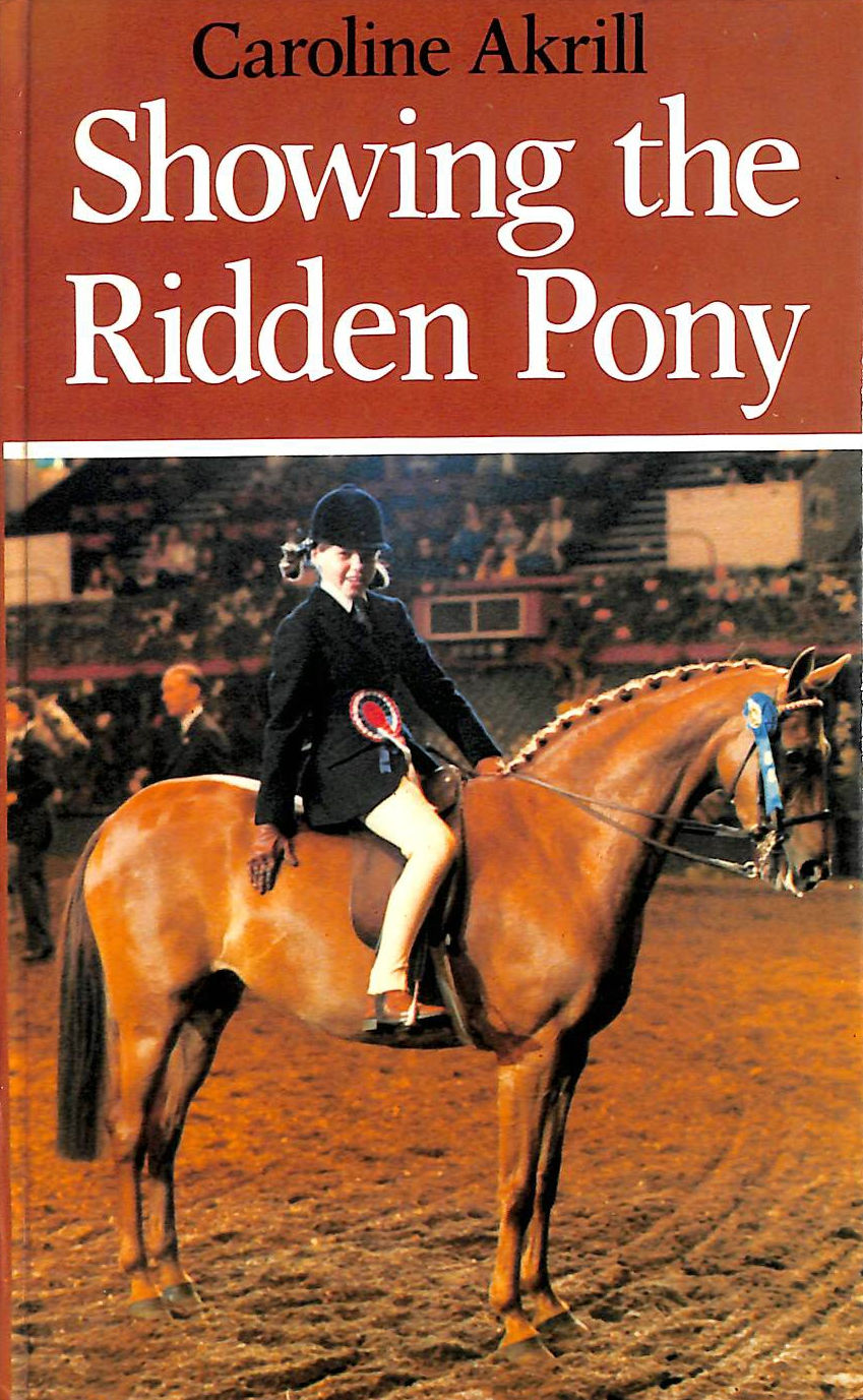 Image for Showing the Ridden Pony