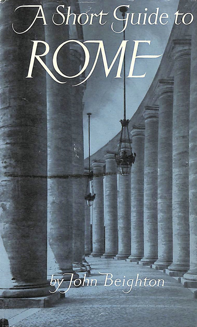 Image for A Short Guide to Rome