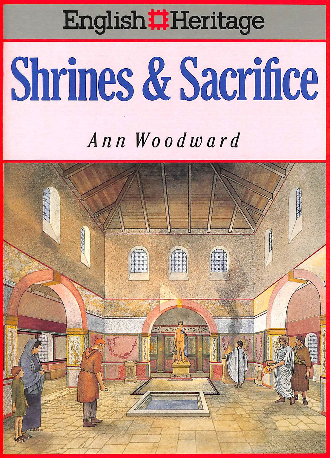 Image for Shrines and Sacrifice