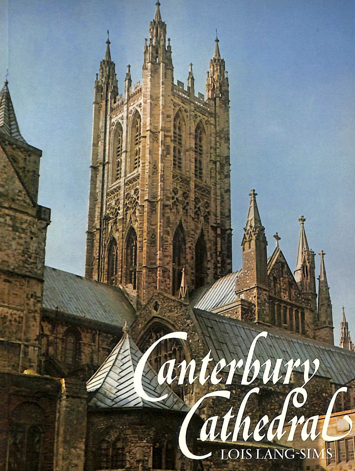 Image for Canterbury Cathedral: Mother church of Holy Trinity