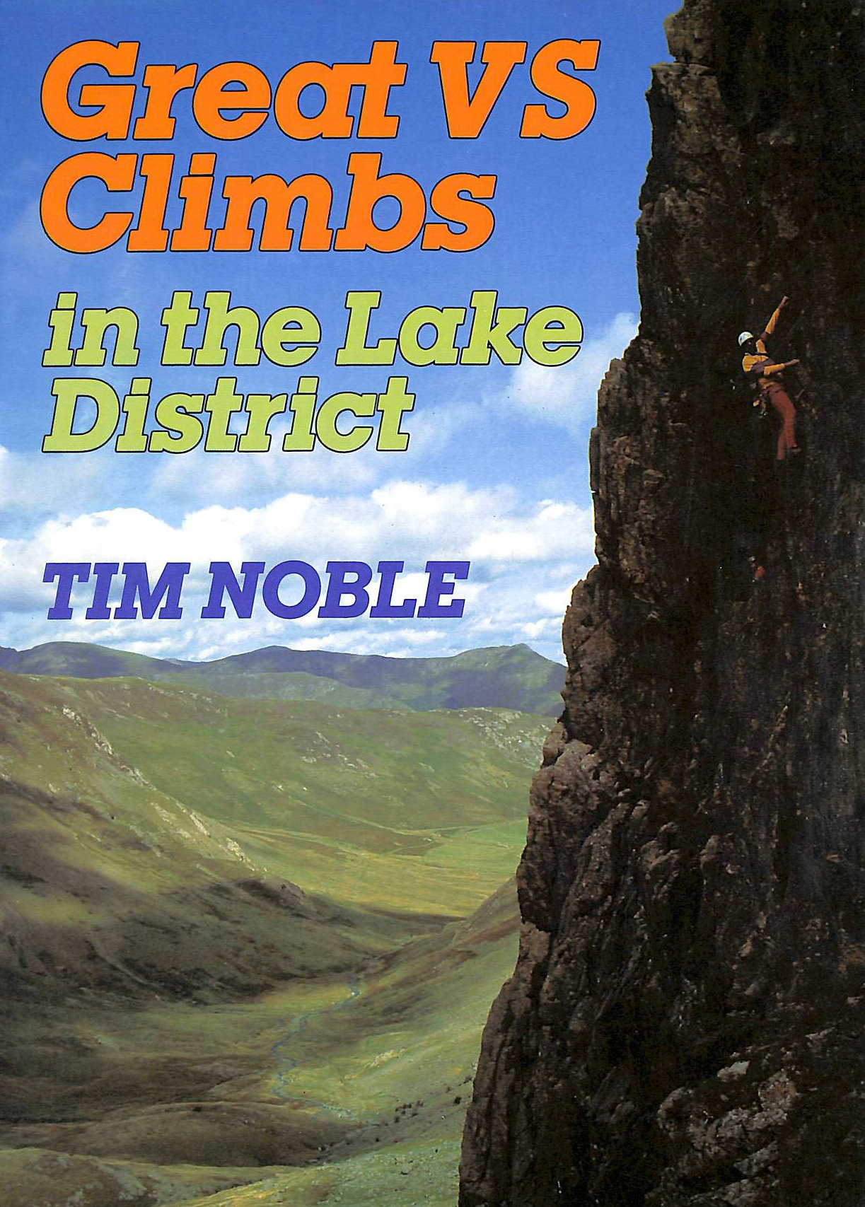 Image for Great Very Severe Climbs in the Lake District