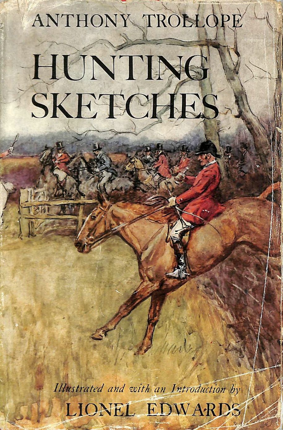 Image for Hunting Sketches. Illustrated and with an introduction by Lionel Edwards