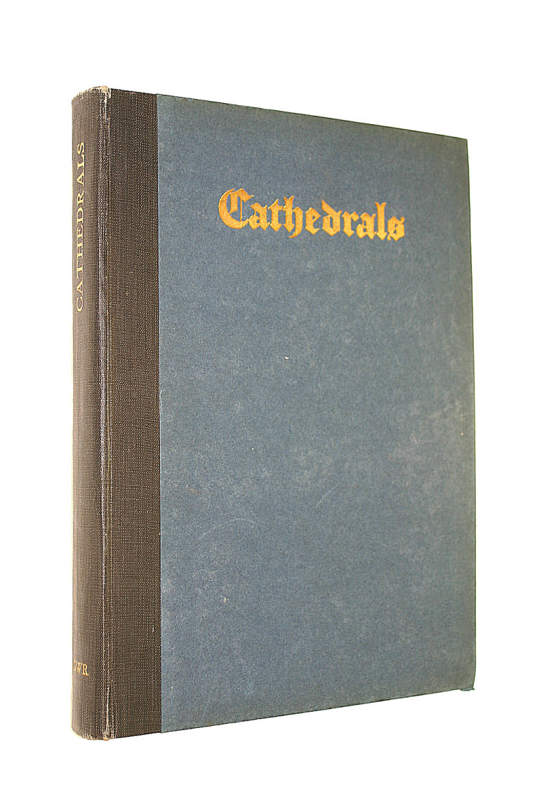 Image for Cathedrals, with 74 Illustrations