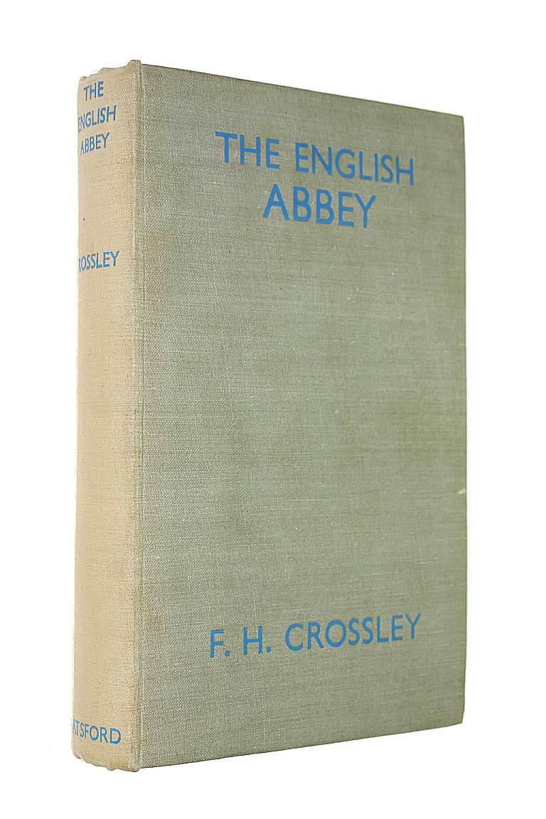 Image for THE ENGLISH ABBEY:ITS LIFE AND WORK IN THE MIDDLE AGES.