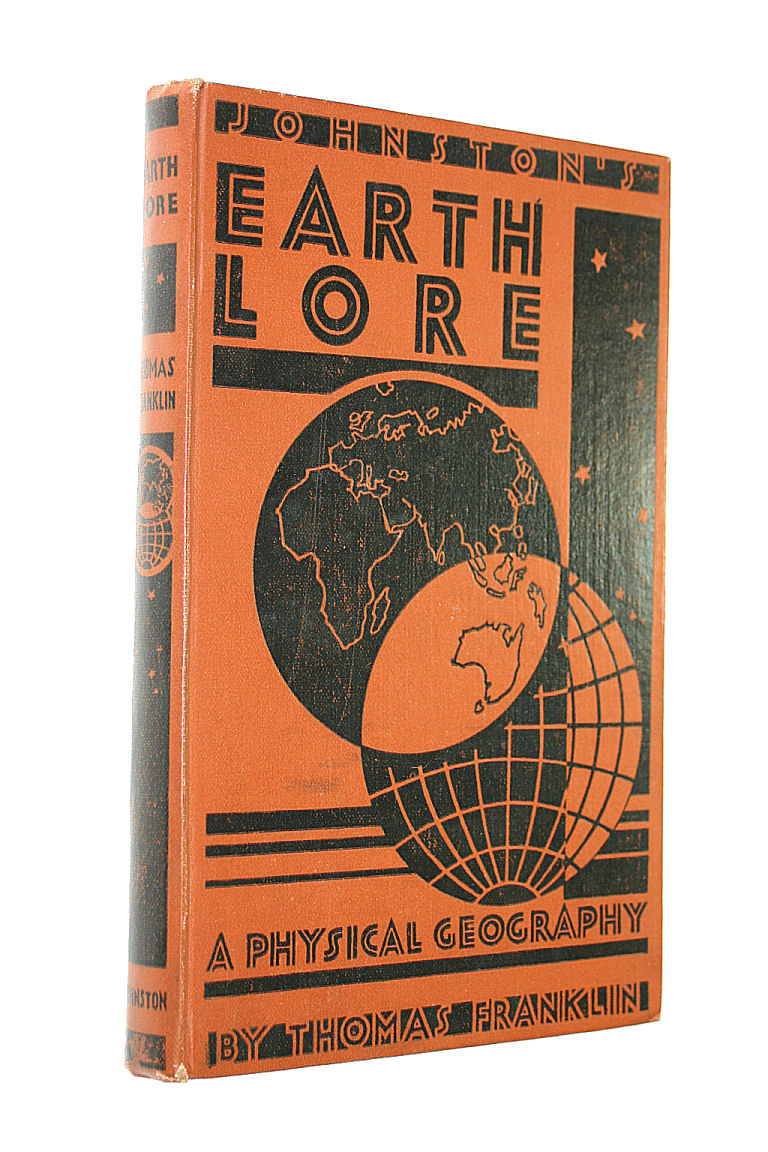 Image for EARTH LORE: A PHYSICAL GEOGRAPHY.