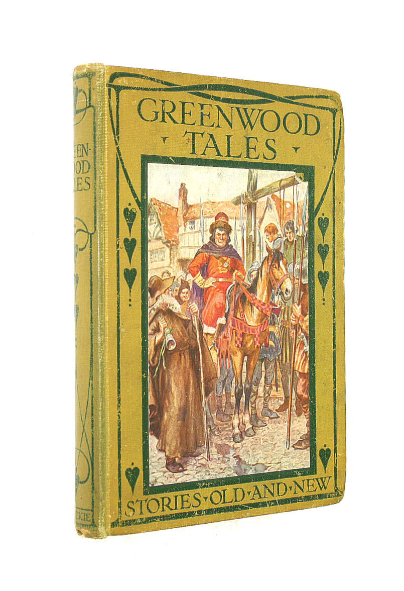 Image for Greenwood Tales: Stories of Robin Hood and His Merry Men