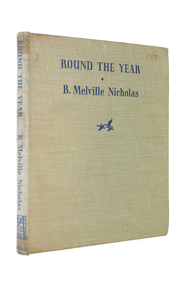 Image for ROUND THE YEAR.
