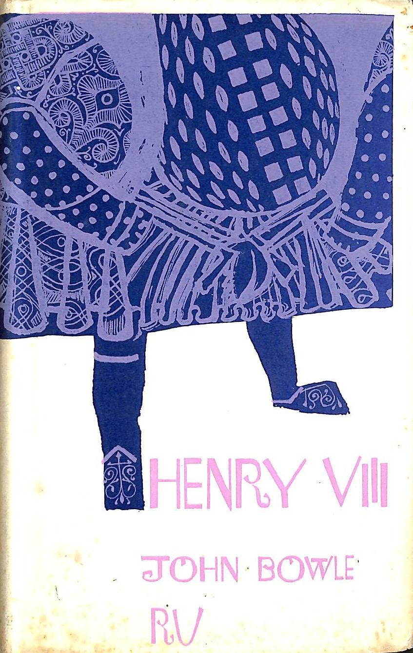 Image for Henry VIII, A Biography