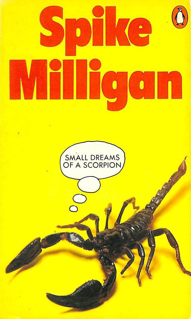Image for Small Dreams of a Scorpion: Poems