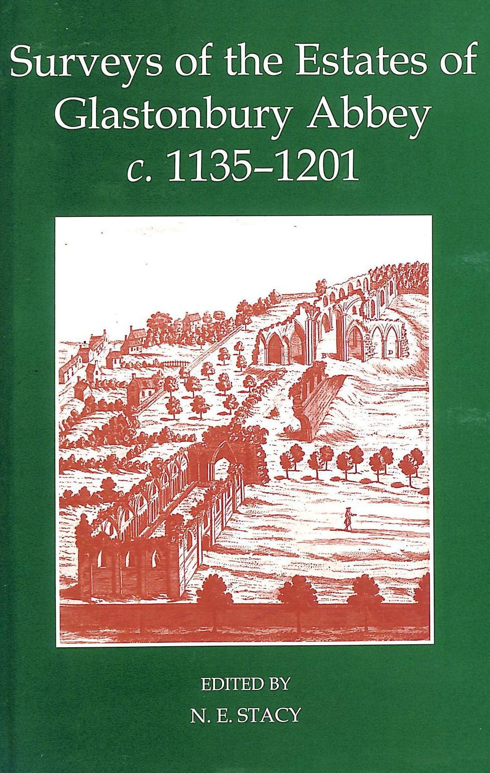 Image for Surveys of the Estates of Glastonbury Abbey, c.1135-1201 (Records of Social and Economic History (New Series))