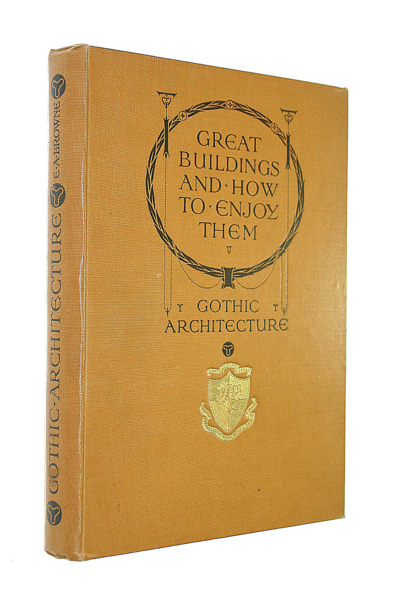 Image for Gothic Architecture (Great Buildings and How to Enjoy Them, No. 1)