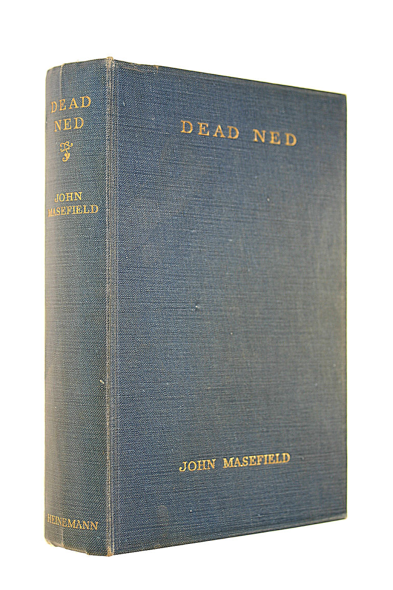 Image for Dead Ned - An Autobiography Of A Corpse