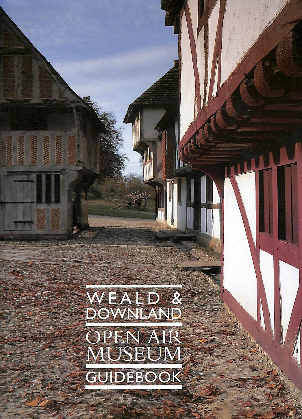 Image for Weald and Downland Open Air Museum guidebook