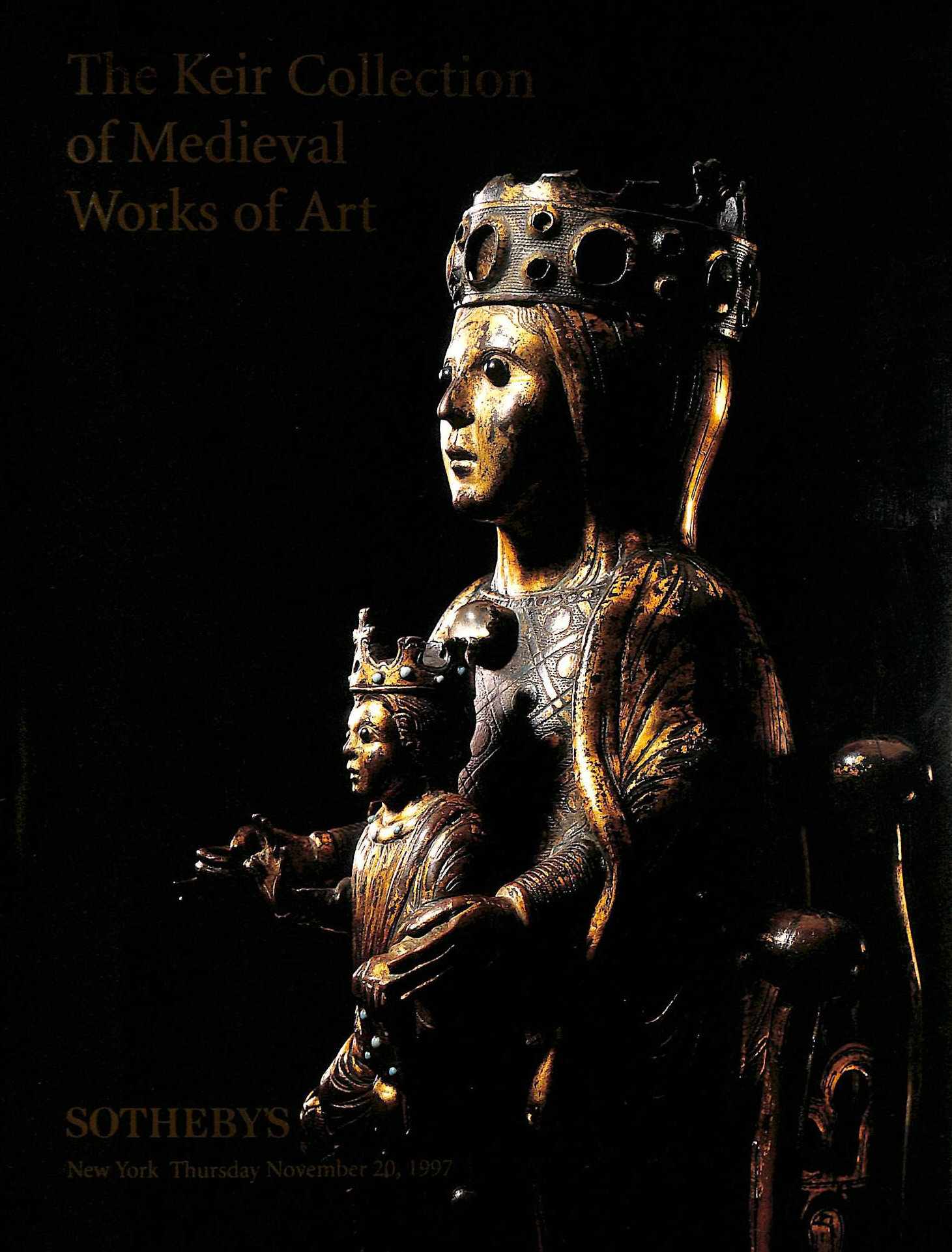 Image for The Keir Collection of Medieval Works of Art
