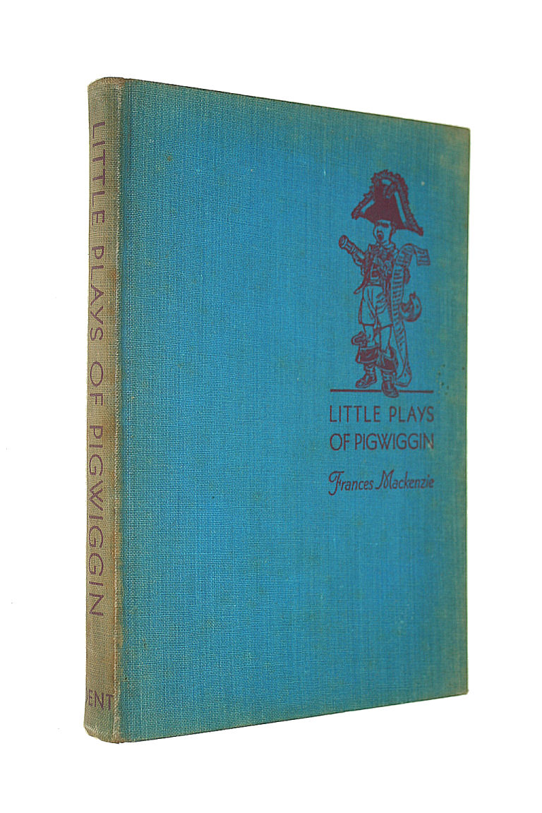 Image for Little Plays of Pigwiggin, and others