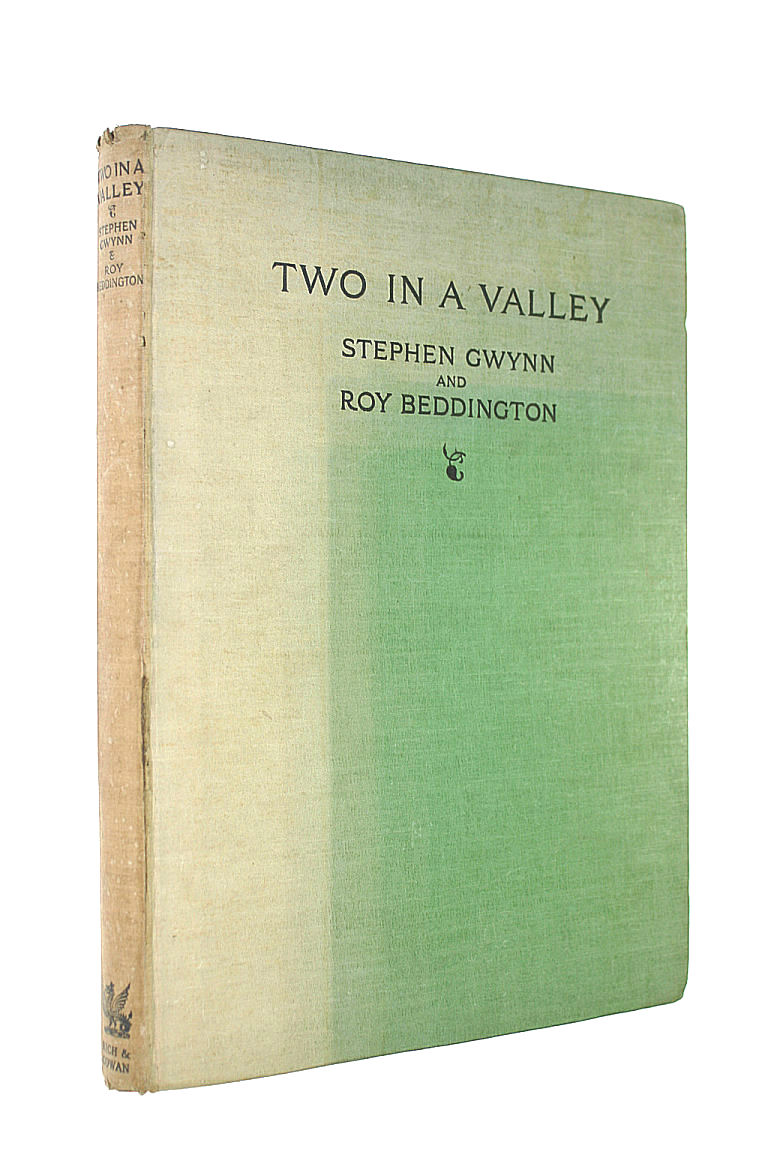Image for Two In A Valley