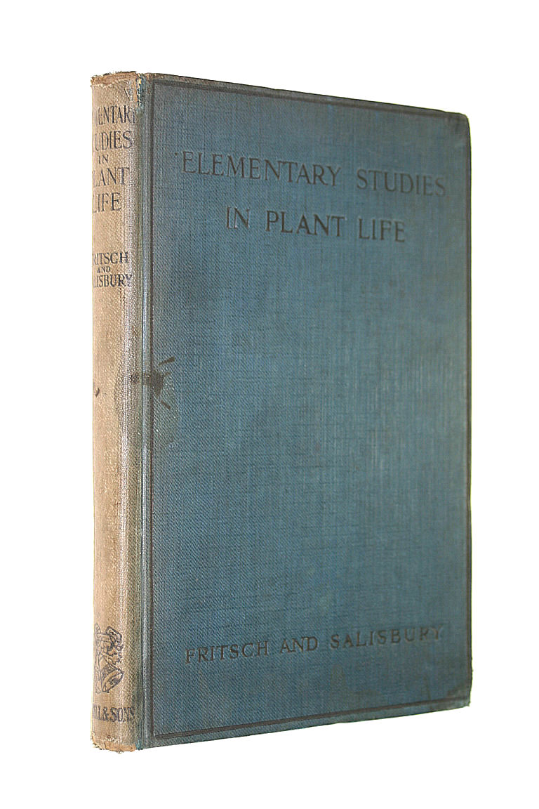 Image for Elementary Studies in Plant Life