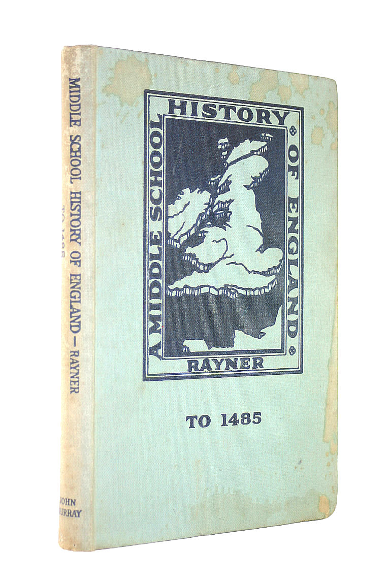 Image for A Middle School History of England Volume 1-To 1485