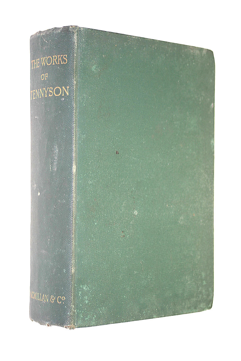 Image for The works of Alfred Lord Tennyson