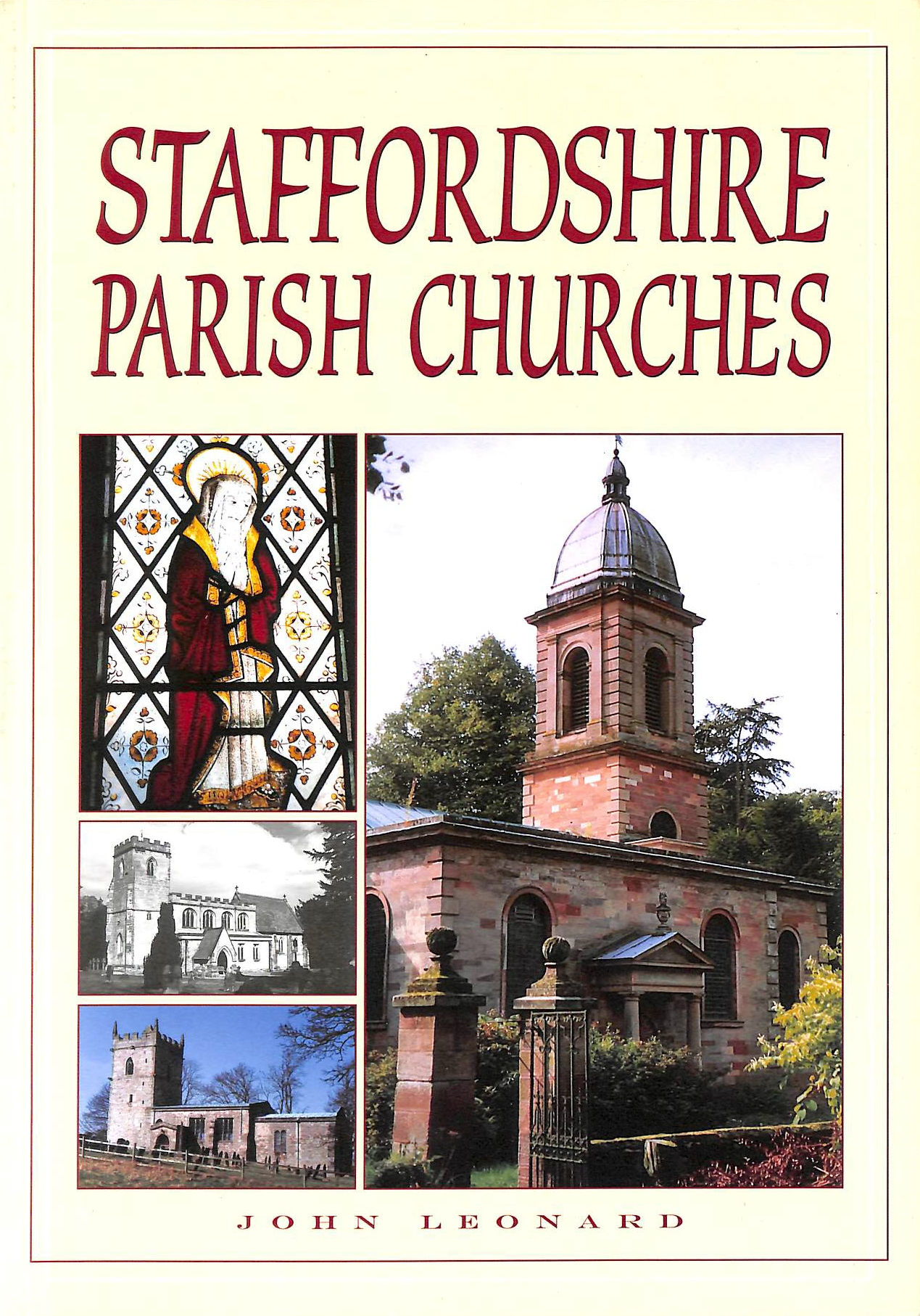 Image for Staffordshire Parish Churches