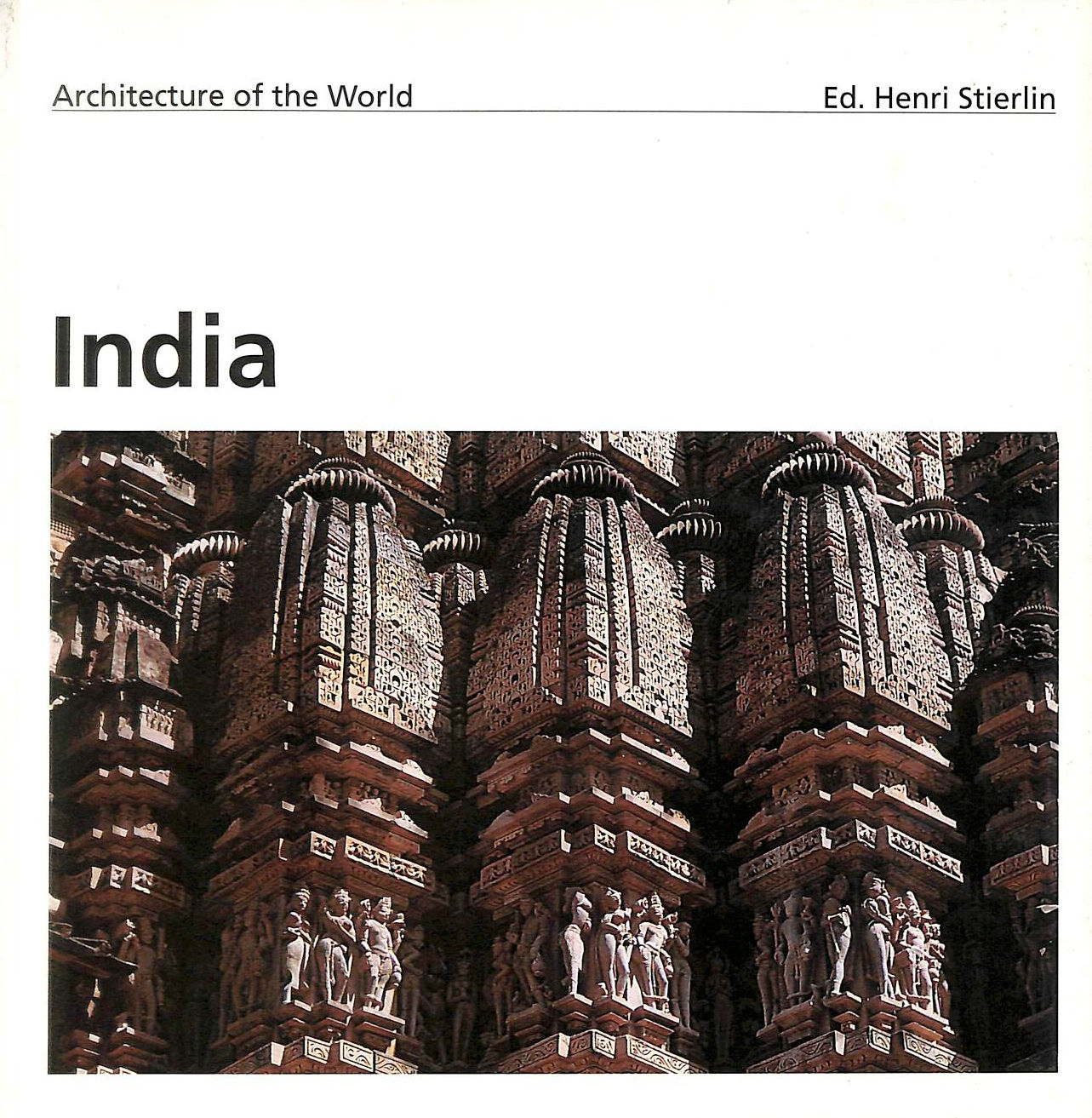 Image for Architecture of the World: India