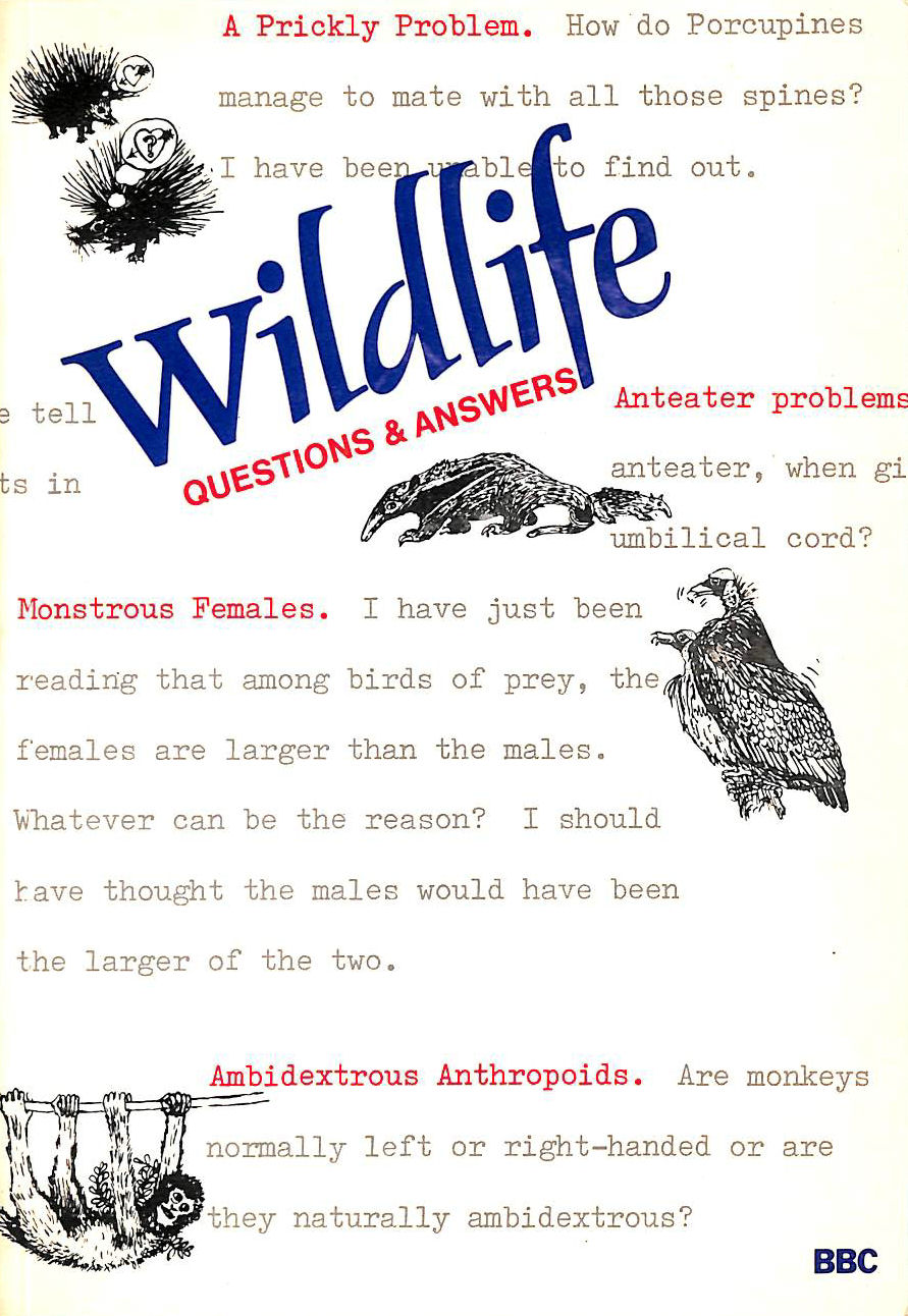Image for Wild Life Questions and Answers