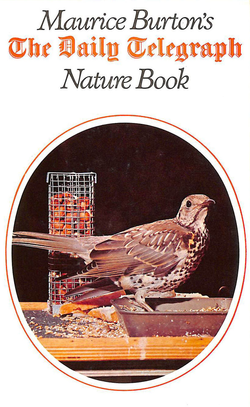 Image for Daily Telegraph Nature Book