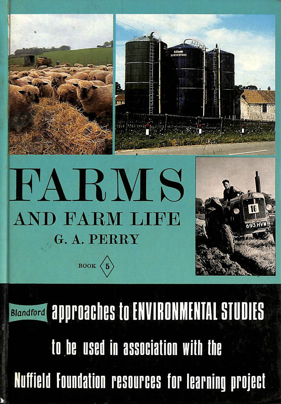 Image for Farms and Farm Life (Blandford P.)