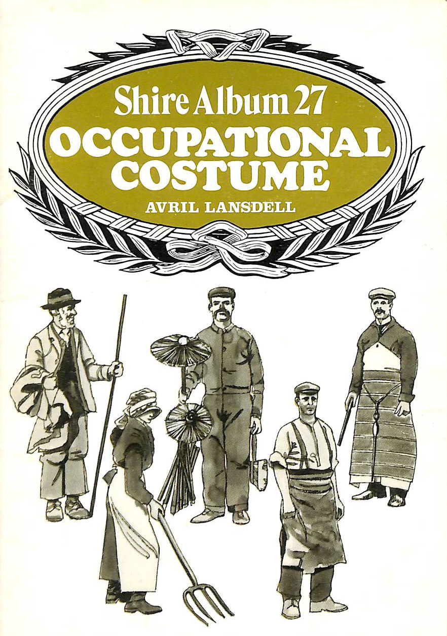 Image for Occupational Costume (Shire album)