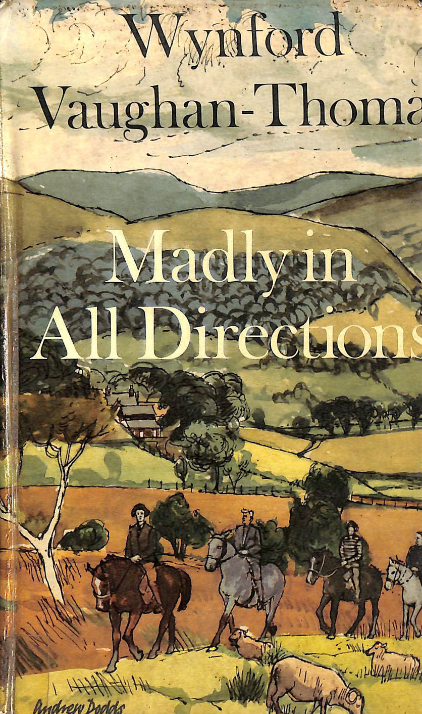Image for Madly in All Directions