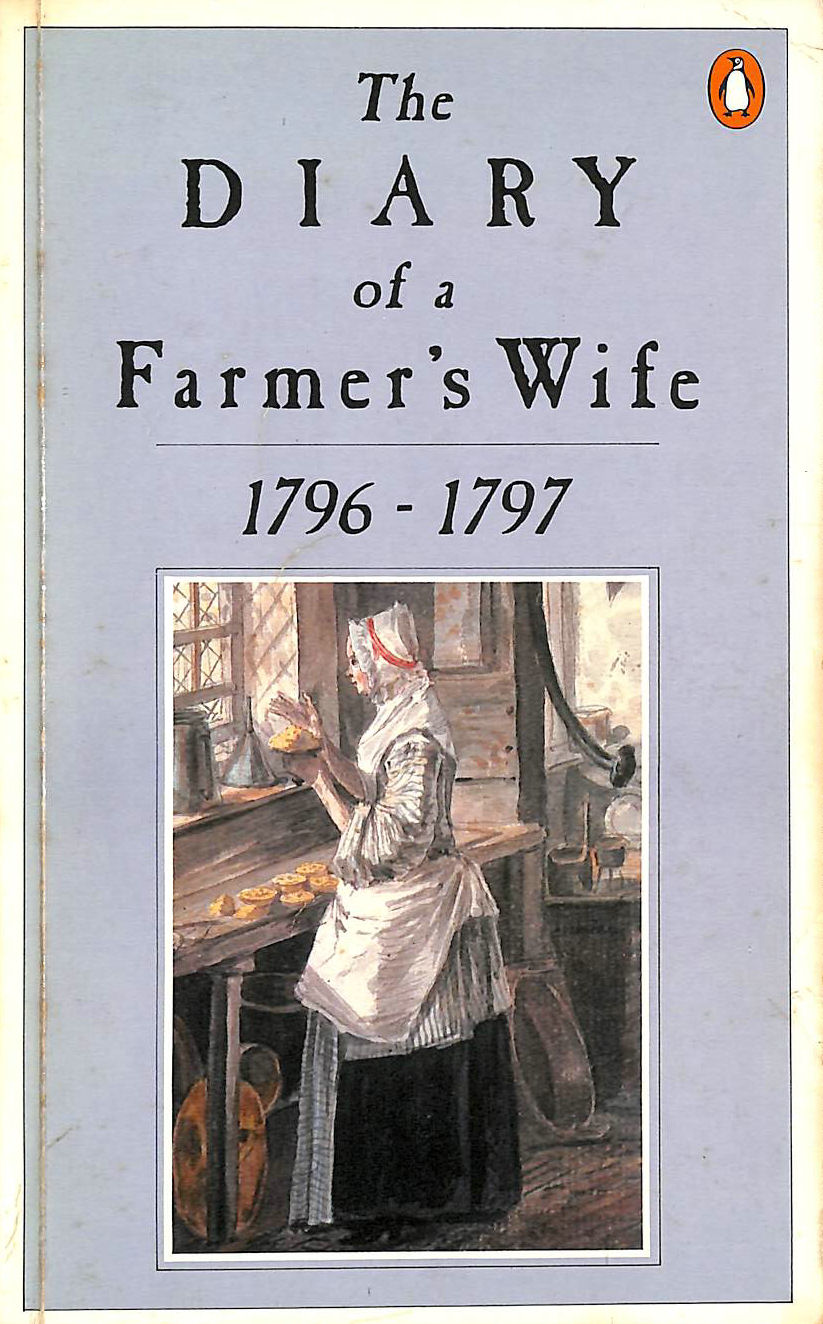 Image for The Diary of a Farmer's Wife 1796-1797
